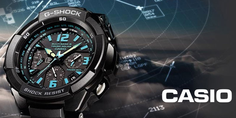 CASIO G-SHOCK - перейти в каталог